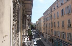 4 bedroom apartments for sale in Provence - Alpes - Cote d'Azur. Nice, 5 room, apartment with balcony just a few steps from the Coulée Verte