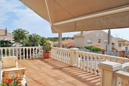 Condos for sale in Europe. Furnished condominium with terrace, Sitges, Spain
