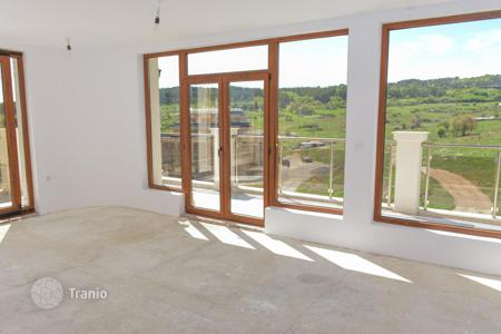 Coastal residential for sale in Sozopol. A new three-room apartment with a terrace in sunny Sozopol, in an emergent neighborhood