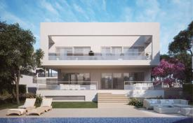 New stylish villa near the sea in Casasola, Costa del Sol, Spain for 1,690,000 €
