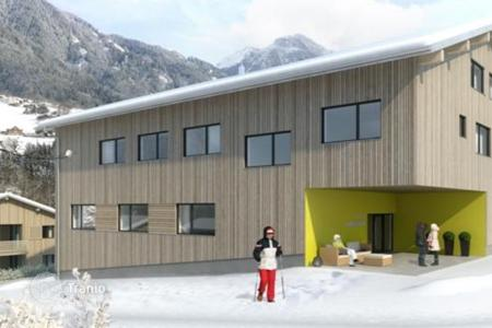 Cheap property for sale in Alps. Duplex apartment in Voralberg