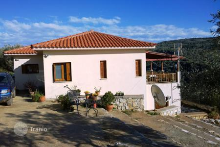 4 bedroom houses by the sea for sale in Thessalia Sterea Ellada. Villa – Thessalia Sterea Ellada, Greece