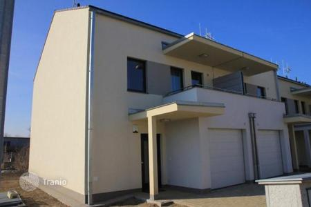 Property from developers for sale in Prague. Terraced house - Prague, Czech Republic