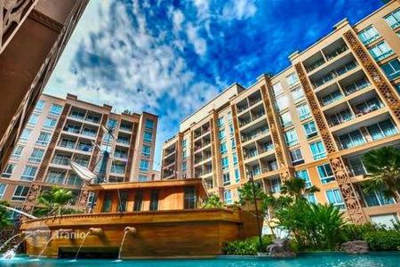Cheap residential for sale in Southeast Asia. Apartments in a modern resort complex in Pattaya