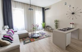 Residential for sale in Hungary. Cozy apartment with an air conditioner in a beautiful building in the 6th district, Budapest, Hungary