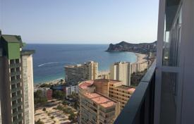 5 bedroom apartments for sale in Costa Blanca. Apartment of 5 bedrooms with sea-view in Benidorm