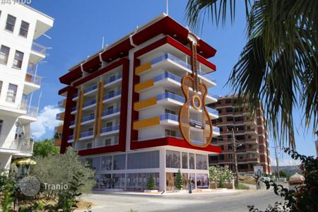 Coastal apartments for sale overseas. Urgent sale. Apartment in Mahmutlar