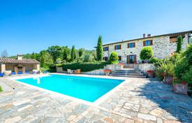 Renovated historic villa with a swimming pool and a garden in a picturesque area, Piegaro, Italy for 1,190,000 €