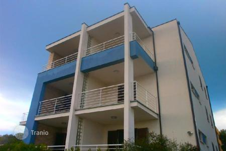 New homes for sale in Ližnjan. Apartment on ground floor with sea view