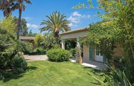 Houses for sale in Ramatyuel. Bright villa with a huge well-equipped plot, sea views and a guest house, Ramatuelle, France