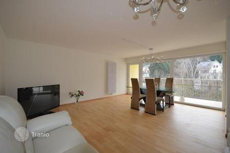 3 bedroom apartments for sale in Black Forest (Schwarzwald). Comfortable apartment with balcony in the center of Baden-Baden
