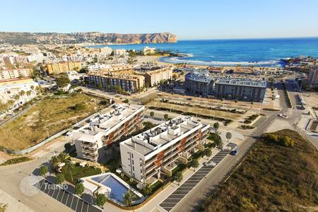 Apartments for sale in Valencia. Penthouses only 300 meters from the beach in Javea