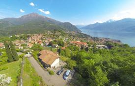 5 bedroom houses for sale in Lombardy. Stone House with Panoramic Lake Como Views