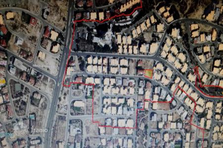Development land for sale in Nicosia. 549m² Residential Plot in Aglantzia