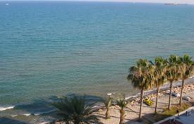4 bedroom apartments by the sea for sale in Larnaca (city). Four Bedroom Beach apartment with Title Deeds