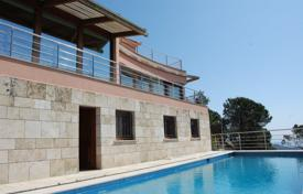 Luxury 6 bedroom houses for sale in Catalonia. Modern villa with a pool, a garden and panoramic sea views, Lloret de Mar, Spain