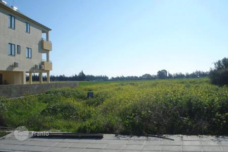 Property for sale in Meneou. Building Plot