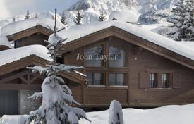 Villas and houses for rent with swimming pools in French Alps. NEW BUILT CHALET COQUELICOT