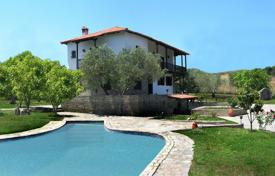 Houses with pools for sale in Southern Europe. Villa – Kassandreia, Administration of Macedonia and Thrace, Greece