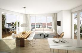 2 bedroom apartments for sale in Munich. Apartment with balconies and parking, in Maxvorstadt district, Munich, Germany