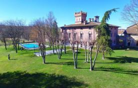 Historic restored castle with a pool and a garden, Alessandria, Italy for 7,000,000 €