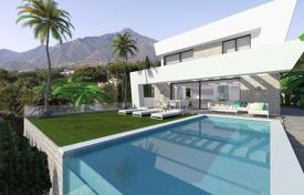 Modern villa with a private garden, a swimming pool, a parking and a terrace, Mijas, Spain for 850,000 €