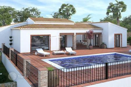Off-plan houses with pools for sale in Benitachell. Villa in Benitachell, Alicante