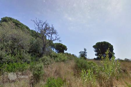 Coastal land for sale in Catalonia. Plot of land Costa Brava