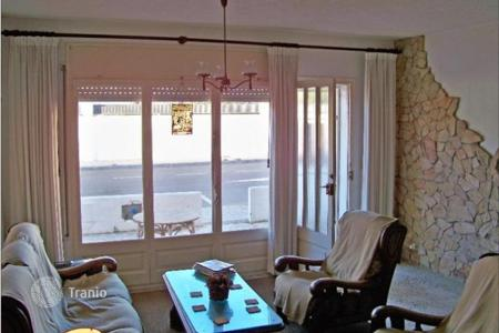 Cheap 3 bedroom houses for sale in Spain. Fully furnished, two-storey house, 250 meters from the beach Riells, with a garage and a private plot of land, L'Escala, Spain