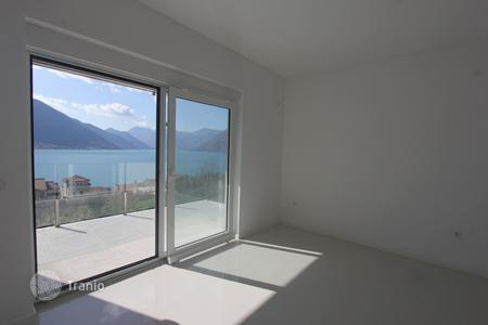 1 bedroom apartments by the sea for sale in Kotor. One bedroom apartments in Dobrota. Beautiful sea view from each apartment! Walking distance to the sea