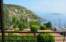 3 bedroom houses by the sea for sale in Korinthos. Furnished villa in Peloponnese, Greece. Just 200 meters from the sea. Price reduced from 400000 €