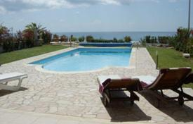 5 bedroom houses by the sea for sale in Cyprus. Bedroom Seafront Villa — Coral Bay