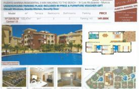 Cheap 2 bedroom apartments for sale in Mar Menor. Apartment – Los Alcazares, Murcia, Spain