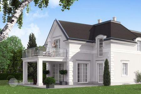 Off-plan residential for sale in Europe. Wonderful villa in Oberwaltersdorf