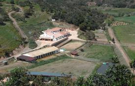6 bedroom houses for sale in Faro. Country estate ideal for horses/rural tourism in pretty & unspoilt valley, Bordeira