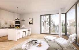4 bedroom apartments for sale in Berlin. Different luminous apartments with balconies and beautiful views in a residence with a parking, near the city center, Berlin, Germany