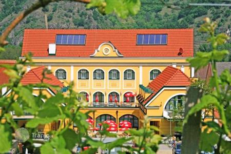 Hotels for sale in Austria. Tourist complex at a reduced price in the beautiful Danube valley Wachau, Lower Austria