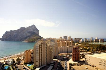 Apartments for sale in Calpe. Apartament — Calpe