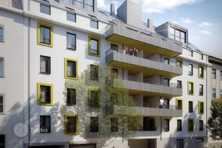Apartments for sale in Margareten. Two-level apartment with two terraces, Vienna, Margareten