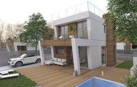 Residential from developers for sale in Spain. New luxury villa with a pool, Torrevieja, Spain