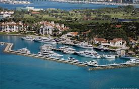 Renovated seven-room apartment on the first line from the ocean in Fisher Island, Florida, USA for $8,495,000