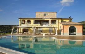 Luxury property for sale in Umbria. Villa – Corciano, Umbria, Italy