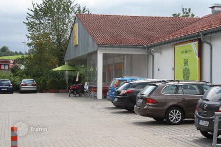 Retail property (street retail) for sale in Germany. Supermarket in Baden-Wuerttemberg with a 9,8% yield