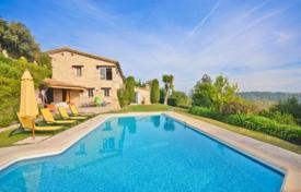 Luxury 5 bedroom houses for sale in Côte d'Azur (French Riviera). Villa – Vence, Côte d'Azur (French Riviera), France