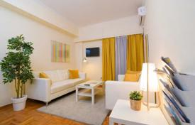 Property for sale overseas. Four-roomed apartment with a yield of 11.9%, Athens, Greece.