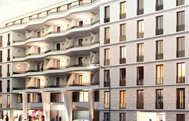 Residential for sale in Hessen. Stylish apartment with a terrace and a loggia, in a new residential complex with a parking, Frankfurt, Germany