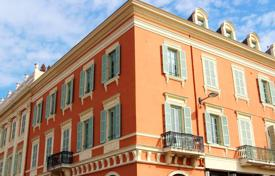 Cheap 1 bedroom apartments for sale in Côte d'Azur (French Riviera). Bright one-bedroom apartment near the beach in the city center, Nice, France