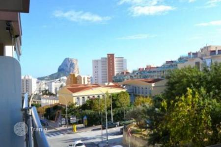 Cheap 3 bedroom houses for sale in Calpe. Apartamento of 3 bedrooms in Calpe