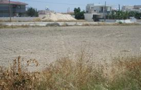 Development land for sale in Dromolaxia. Building Land