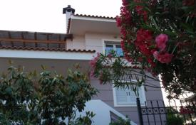 Residential for sale in Porto Rafti. Two-storey sea view detached house with an elevator, in Porto Rafti, Greece. Garden, barbecue area, covered parking